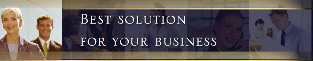 Best Solution for your Business.
